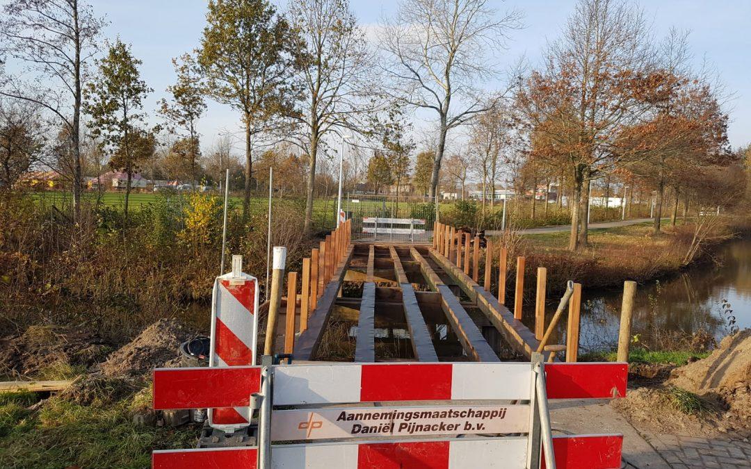 Onderhoud bruggen Dokkum