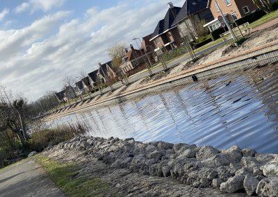 Onderhoud walbeschoeiingen 2019 Gemeente Noardeast Fryslân